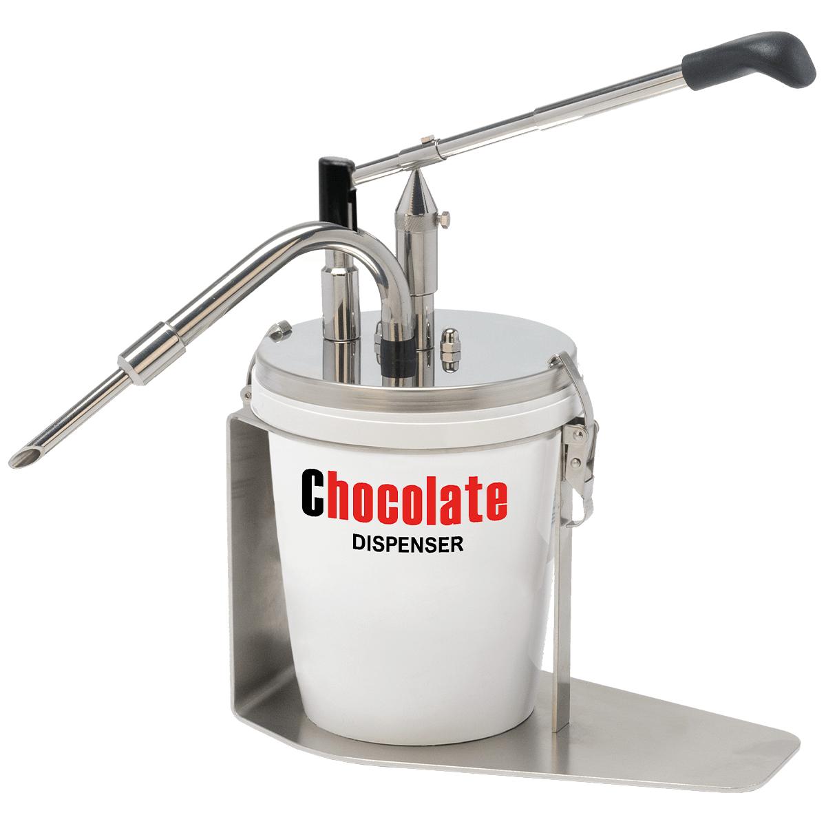 Distributeur A Manette Pour Chocolat/Nutella