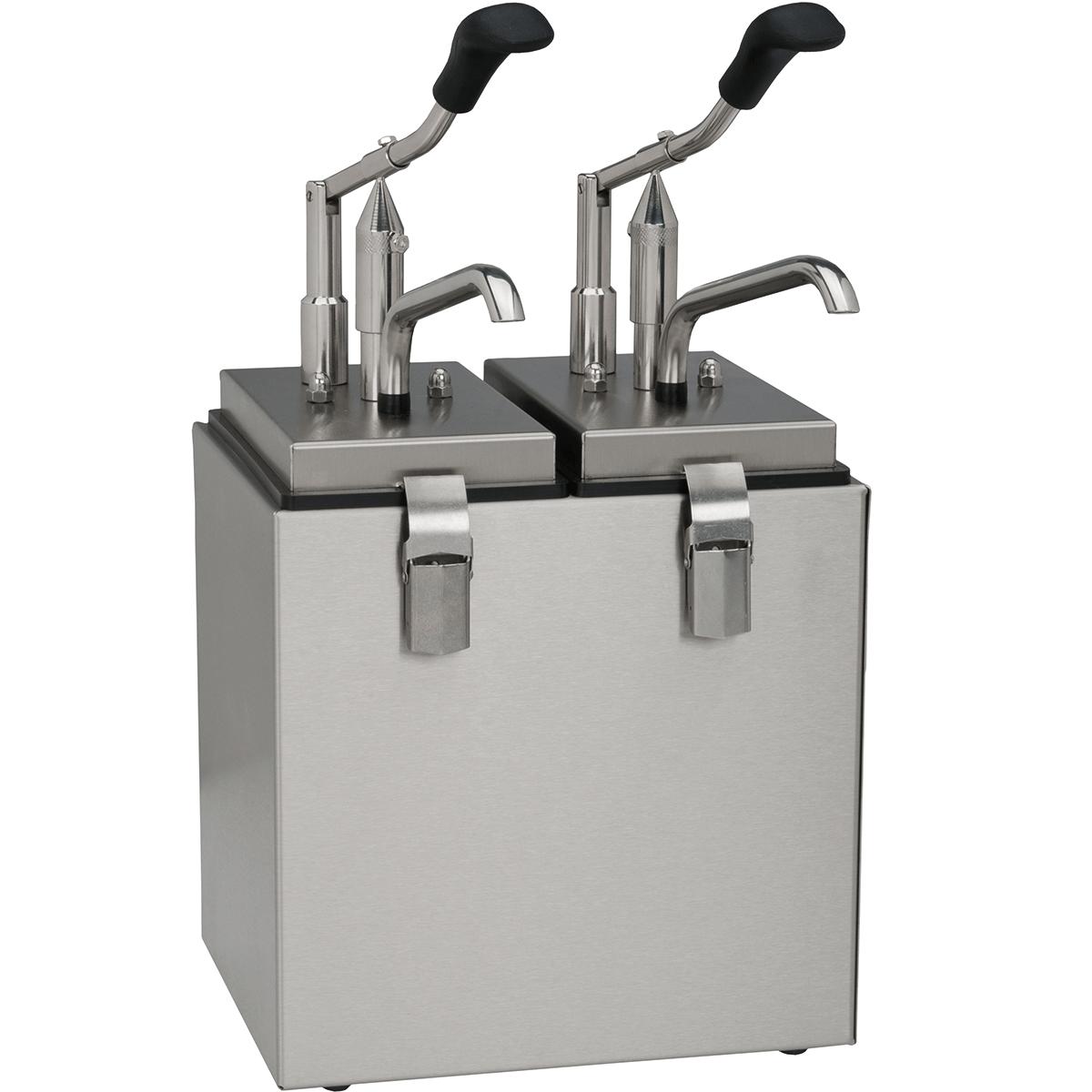Sauzenbar Heveldispensers (2,5L | 1-6 Delig)